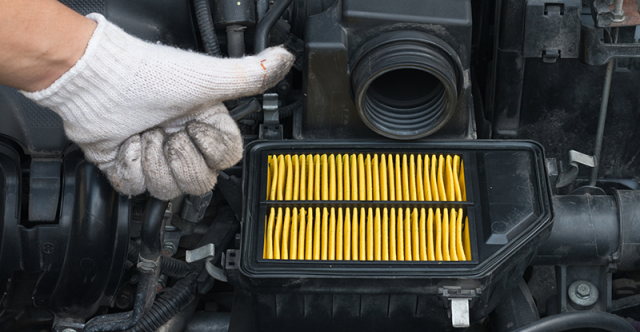 Spring Cleaning Also Means Vehicle Filters